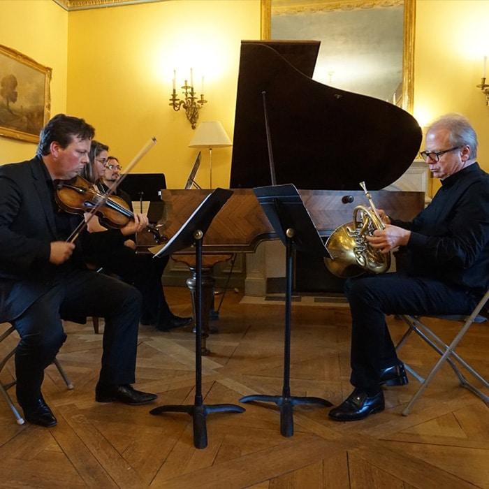 Gautier Dooghe et Denis Simándy