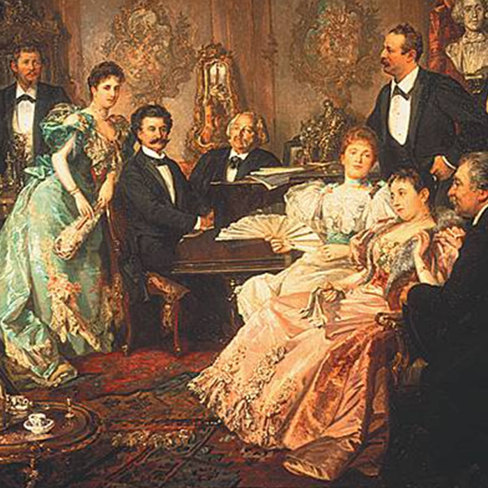 La famille des Strauss