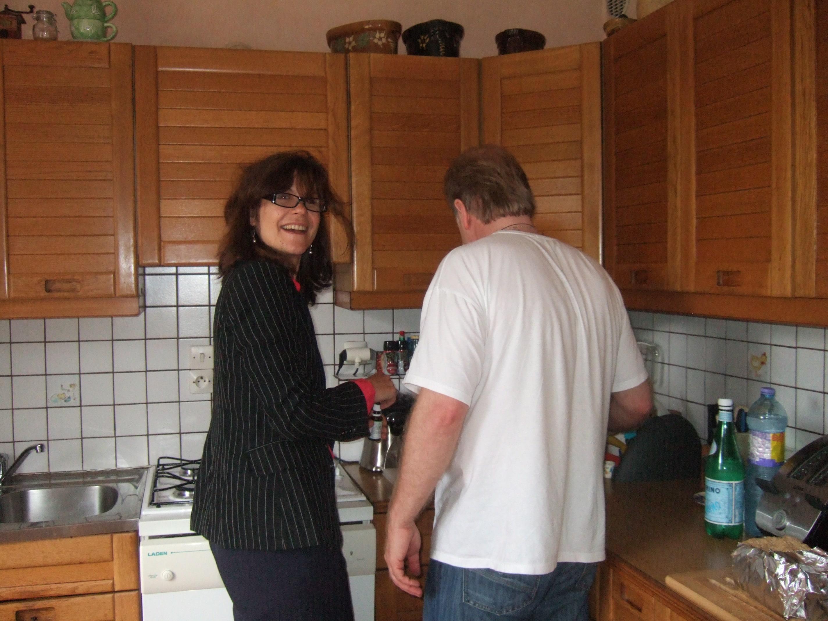Denis Simándy et Sonia Wieder-Atherton